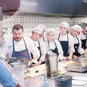 Corsi di cucina al ristorante