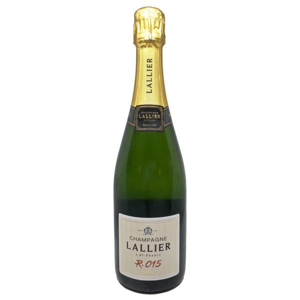 champange lallier r015